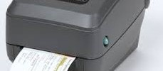 Zebra GX430t printer