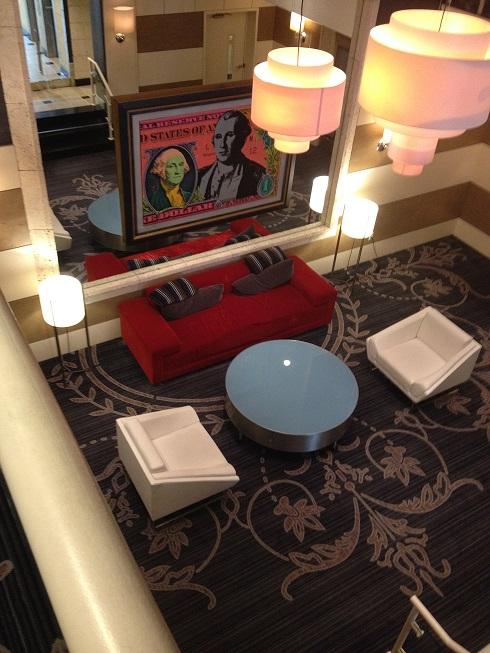 Hotel George Lounge