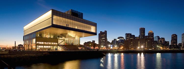 Institute of Contemporary Art, ICA, Boston, MA