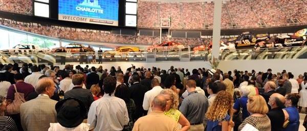 Delegate party@NASCAR_08
