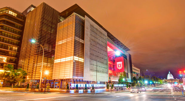 The Newseum Is An Interactive Museum Of News And Journalism Located At 555 Pennsylvania Ave NW Washington DC Seven Level 250000 Square Foot