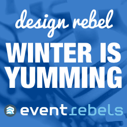 Design Rebel: Winter is Yumming