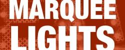 Design Rebel: Marquee Lights