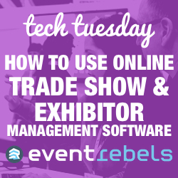 Trade Show & Exhibitor Management Software