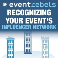 Event Rebels: Recognizing Event Influencer Network