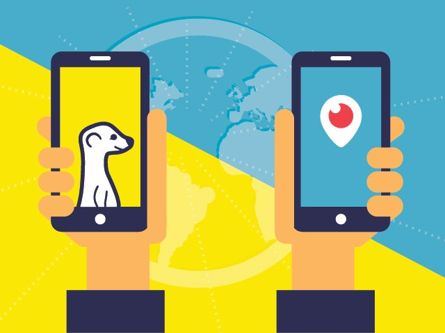Live-Streaming: Broadcast vs  Engagement or Meerkat