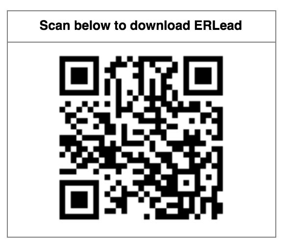 ERLead Scan Download